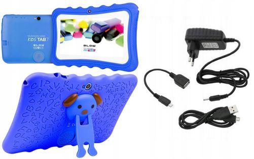 Tablet Edukacyjny Dla Dzieci Blow Kids +Zestaw