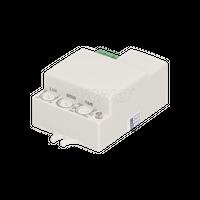Mikrofalowy czujnik ruchu mini ORNO OR-CR-214 IP20 500W czujnik wykrywa zmiany w echu