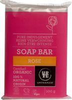 Mydło różane BIO 100 g Urtekram