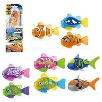 Pływające rybki tropikalne Robo Fish Zuru Tm Toys 2549