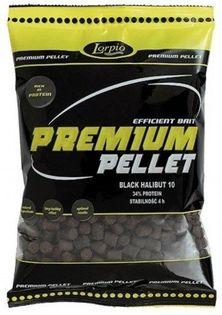 LORPIO PELLET METHOD FEEDER BLACK HALIBUT 2 MM/700 G