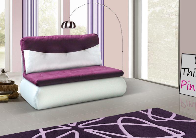 Sofa Tymoteusz - fotel rozkładany - różne kolory zdjęcie 2