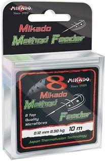 MIKADO OCTA METHOD FEEDER PLECIONKA 0,12MM 10M