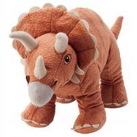 IKEA JATTELIK Pluszak dinozaur Triceratops, 46 cm