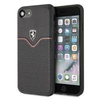 Ferrari Hardcase FEOVEHCI8BK iPhone 7/8 SE2020 black/czarny Off Track Victory