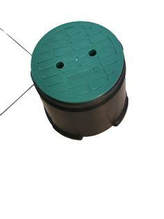 skrzynka Large 2 elektrozawory wodomierzowa