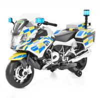 HECHT BMW R1200RT POLICE MOTOR MOTOCYKL ELEKTRYCZNY AKUMULATOROWY MOTOREK SKUTER ZABAWKA AUTO DLA DZIECI OFICJALNY DYSTRYBUTOR AUTORYZOWANY DEALER HECHT