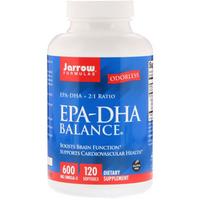 Jarrow EPA DHA Omega 3 120 kapsułek
