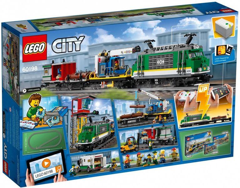 Lego City Pociąg Towarowy Arenapl