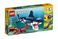 LEGO Creator 3w1 - Morskie stworzenia 31088