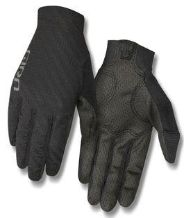 Rękawiczki damskie GIRO RIV'ETTE CS długi palec titanium black roz. L (obwód dłoni 190-204 mm / dł. dłoni 185-195 mm) (NEW)