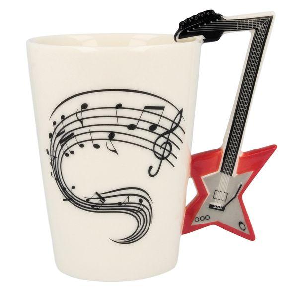 Kubek Muzyka - Gitara elektryczna zdjęcie 1