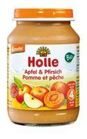 Holle Deserek brzoskwinia jabłko po 4 miesięcu 190 g