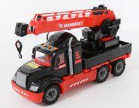 Wader 56771 mammoet ciężarówka ogromny dźwg żuraw