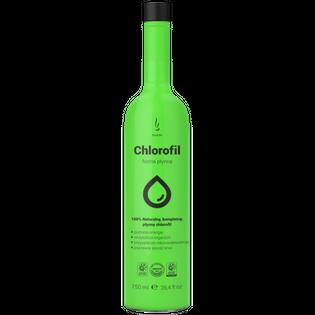 Chlorofil w płynie firmy DuoLife 750ML Energia, oczyszczanie