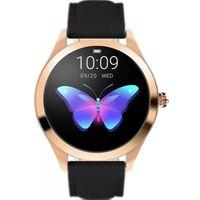 Zegarek damski SMARTWATCH RUBICON - różowo złoty 2
