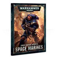 Książka Kolekcjonerska Warhammer 40000 Space Marines Wersja językowa angielska