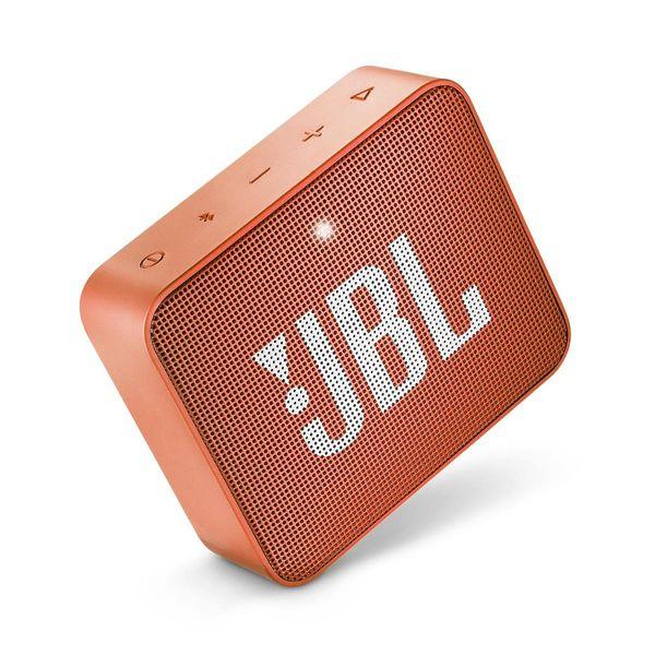 Głośnik bluetooth JBL GO 2  (kolor pomarańczowy) zdjęcie 2
