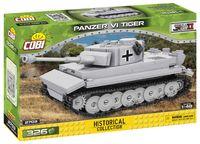 Klocki COBI 2703 Panzer VI Tiger Historical Collection