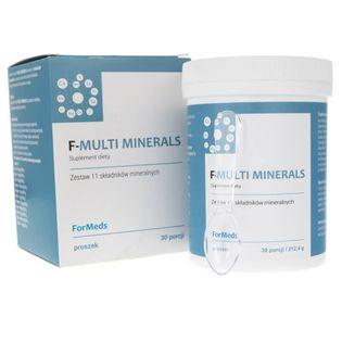 Formeds F-Multi Minerals (minerały w proszku) - 212,4 g