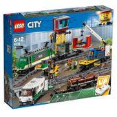 LEGO City 60198 Pociag towarowy