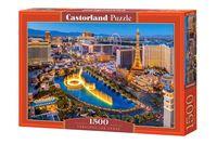 Castorland Puzzle Las Vegas 1500 el.