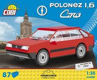 Cobi Klocki Youngtimer Collection Polonez 1,6 Caro