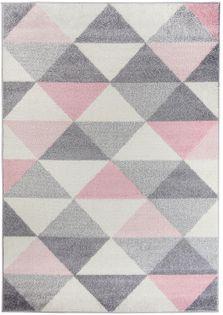 Dywan Carpetforyou Smoothie Pink 180x270