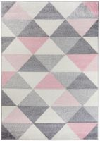 Dywan Carpetforyou Smoothie Pink 140x200 Light Collection