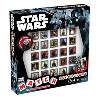 Star Wars - Gra Top Trumps Match
