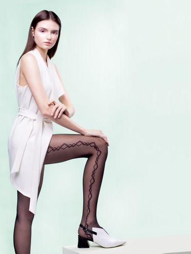 Rajstopy Melanie Fashion Collection Rozmiar 4-L na Arena.pl