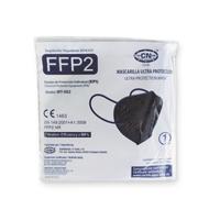 Półmaska ochronna FFP2 CE 10szt czarna