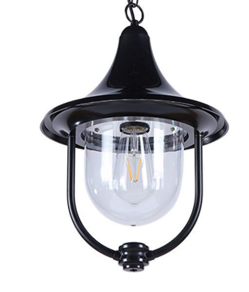 Lampa wisząca zewnętrzna 1xE27 ogrodowa zdjęcie 2