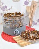 Suszarka do grzybów, owoców i warzyw z akcesoriami zdjęcie 25