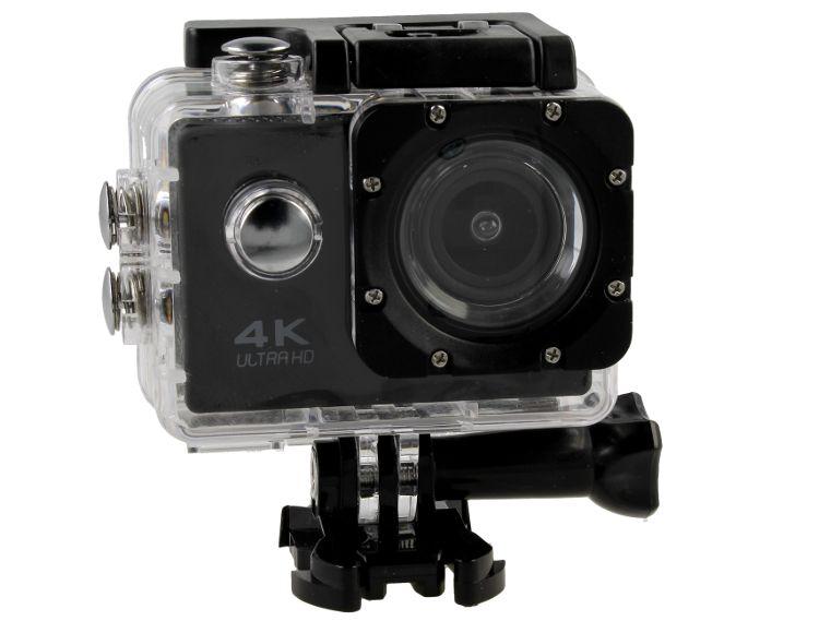 Kamera sportowa 4K Ultra HD wi-fi wodoszczelna do 30 metrów T273 zdjęcie 1
