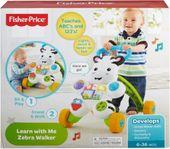 Chodzik interaktywny Fisher-Price Zebra zdjęcie 3