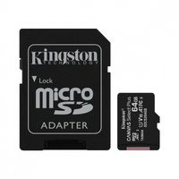 Karta pamięci Kingston microSD 64GB Canvas SDCS2