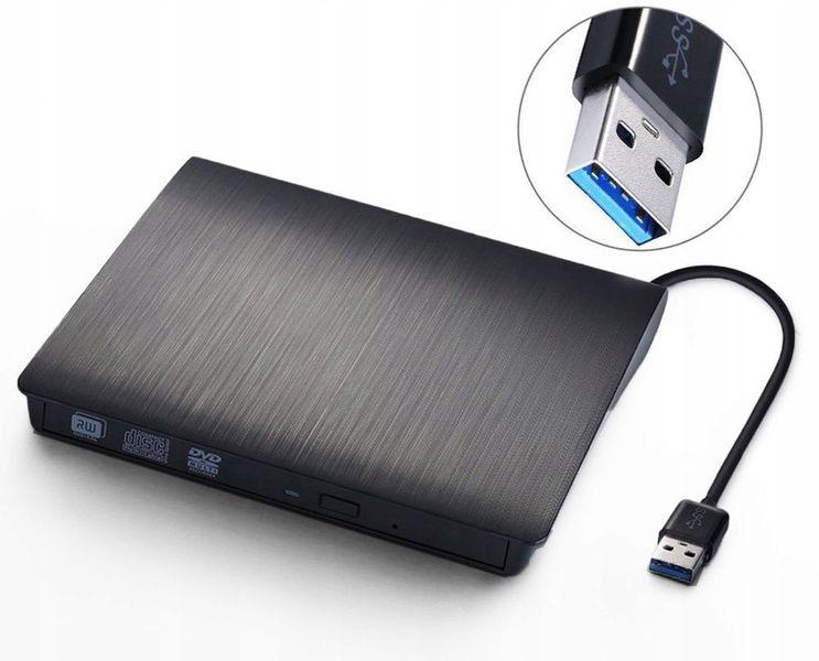 USB 3.0 NAGRYWARKA ZEWNĘTRZNA CD, CD-RW, NAPĘD DVD zdjęcie 3
