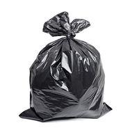 Worki na śmiecie i odpady czarne 10 szt  240 litrów