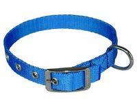 Chaba Obroża Gładka Lux 25Mm X 60Cm Niebieska
