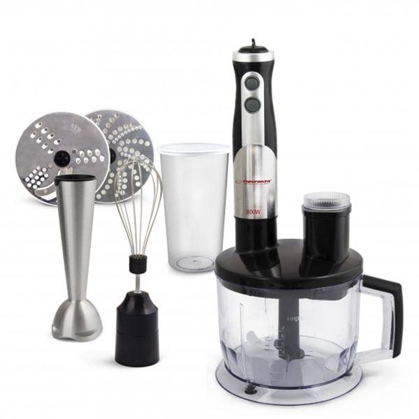 Blender ręczny wielofunkcyjny 800W robot kuchenny Esperanza Crema zdjęcie 1