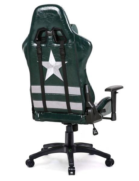 Fields of Battle FOREST CAMOUFLAGE fotel gamingowy Warrior Chairs zdjęcie 3
