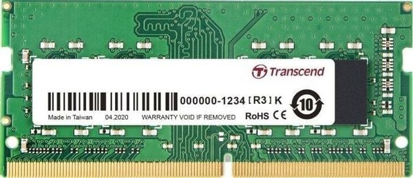 Pamięć Transcend Sodimm Ddr4 32Gb 2666Mhz 19Cl 1.2V Single