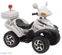 Quad pojazd na akumulator Baby Mix Warszawa szary