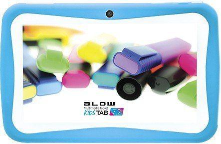 """Tablet Blow Kids Tab 7.2 Quad Niebieski + Etui 7"""""""