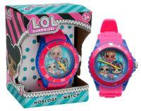 Zegarek na rękę LOL Surprise Licencja MGA (DI2136LL2)