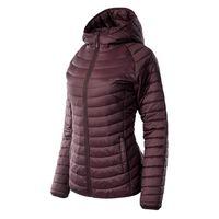Damska kurtka zimowa Elbrus Vandi Wo's ocieplana bordowa rozmiar XL