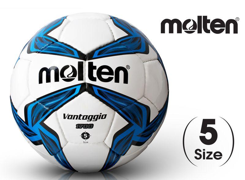 Piłka do piłki nożnej Molten F5V1700 zdjęcie 3