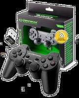 GAMEPAD BEZPRZEWODOWY BLUETOOTH PC PS3 PLAYSTATION3 WIBRACJE