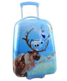 Walizka dla dziecka Kraina lodu Sven i Olaf